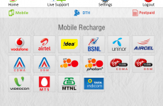 Online Mobile Recharge Apps Diminish the Importance of Wayside Seller