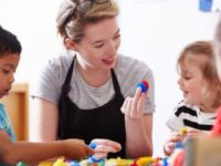 What are child care centers and what services do they provide?