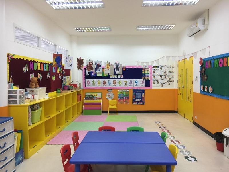 kindergarten in Bangkok