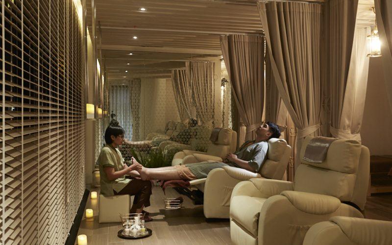 spa in Bangkok