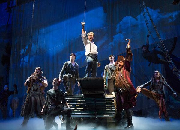 Broadway play reviews