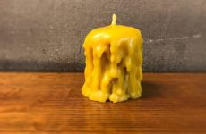 How To Make Handmade Beeswax Candles Andover Nj