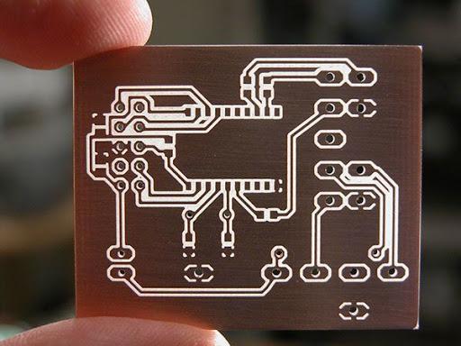 flexible circuit manufacturing