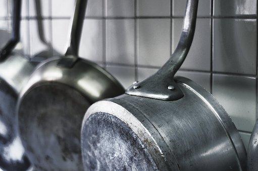 aluminium cookware set