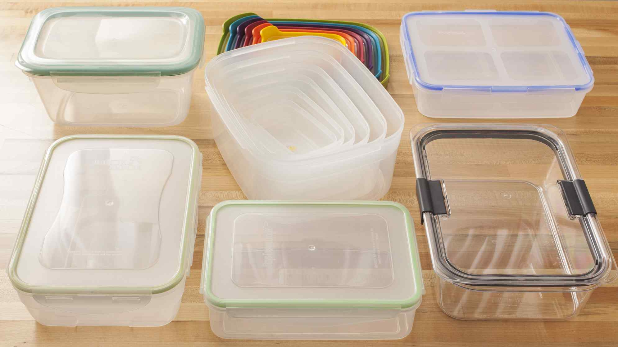The overall effects of polyethylene for food storage