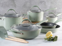 Aluminium cookware is the best cookware when it comes to choice