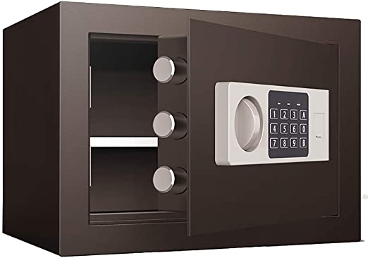 Give Complete Safety To Valuables With Wall Mounted Safe!